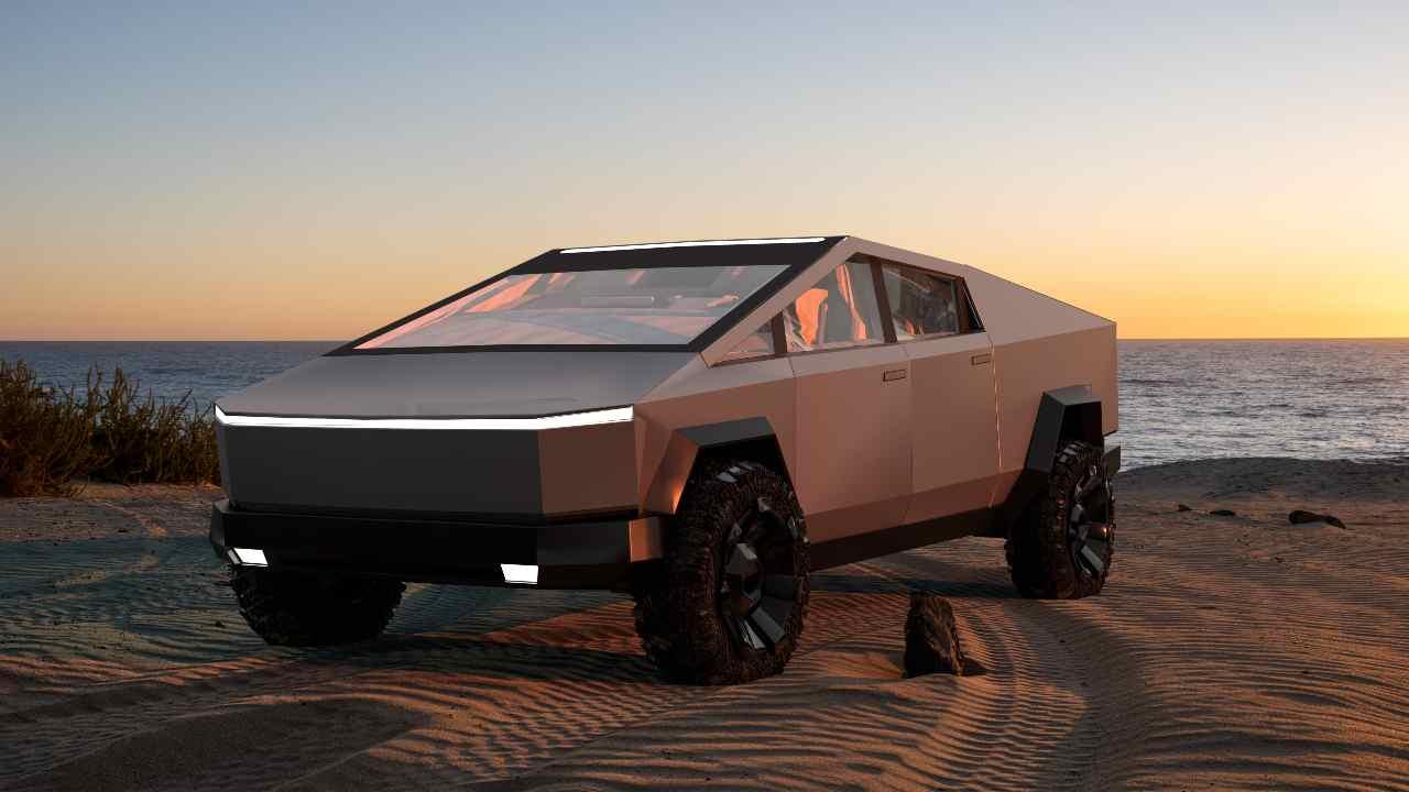 Tesla Cybertruck - MeteoWeek.com