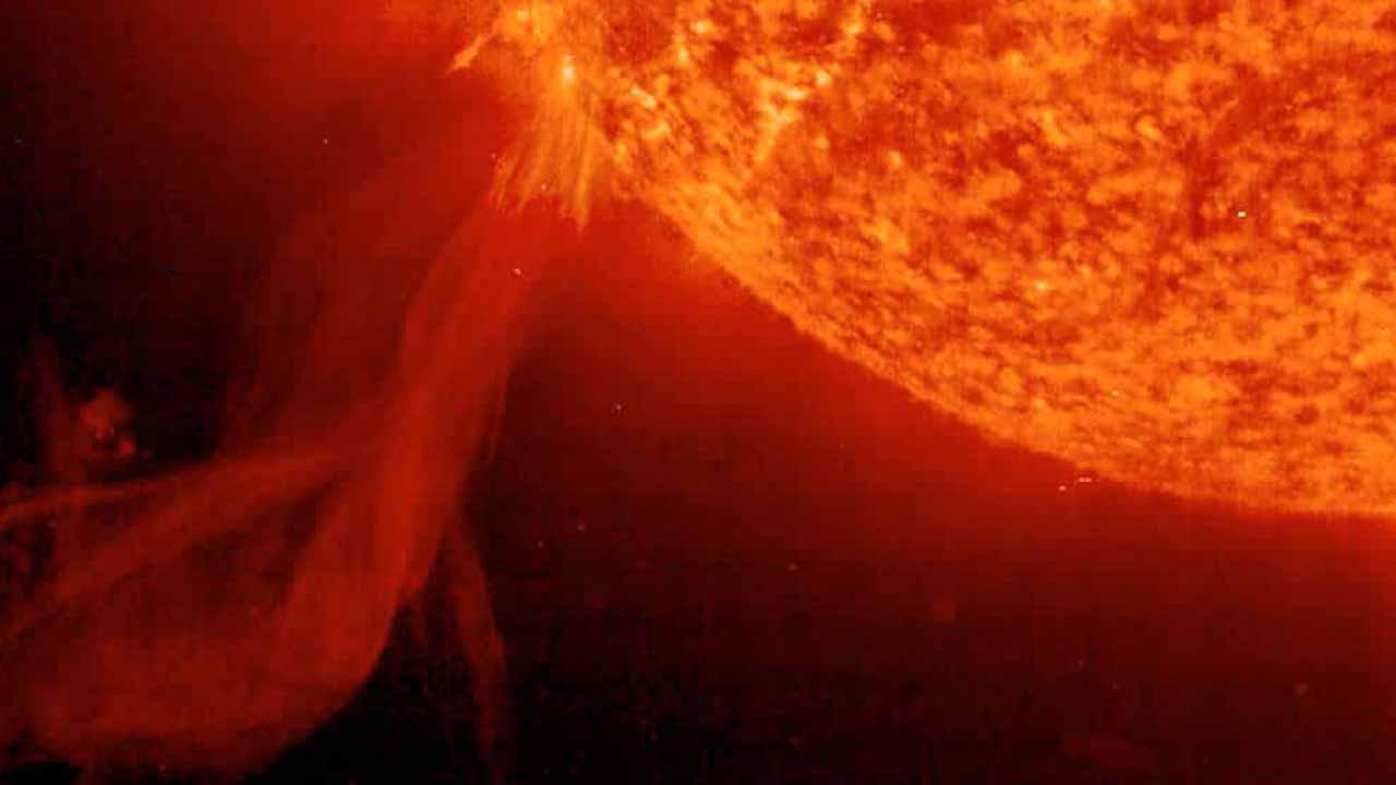 i fenomeni solari