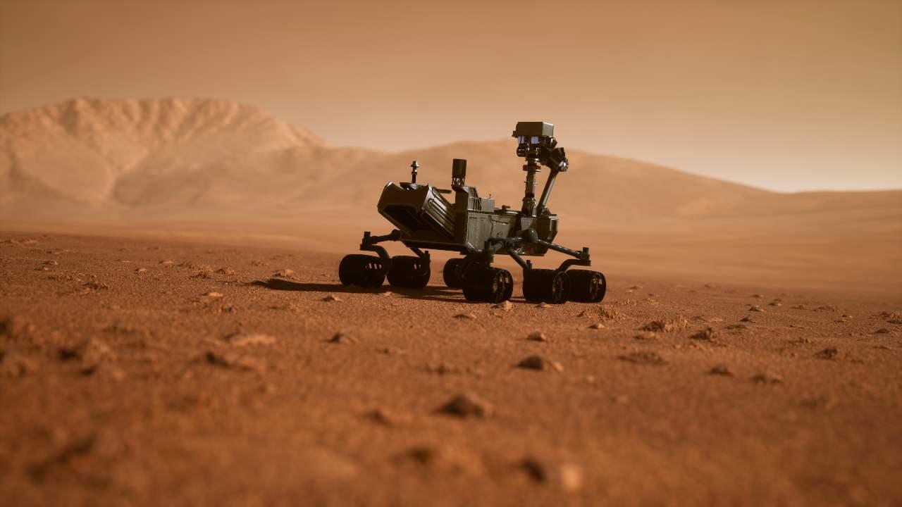 il Curiosity, un altro rover della NASA per l'esplorazione del Pianeta Rosso - MeteoWeek.com