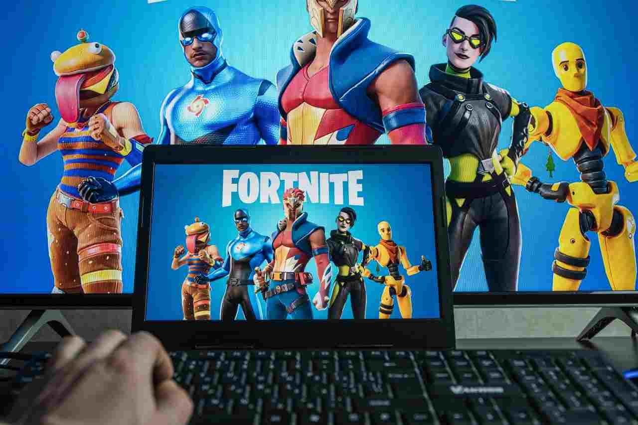 Fortnite, uno dei più noti videogiochi di Epic Games - MeteoWeek.com