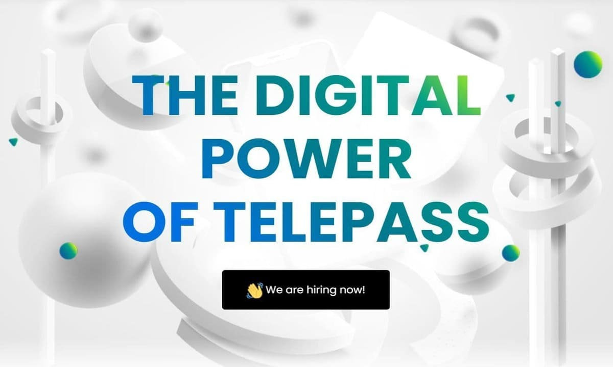 Il futuro di Telepass è il digitale
