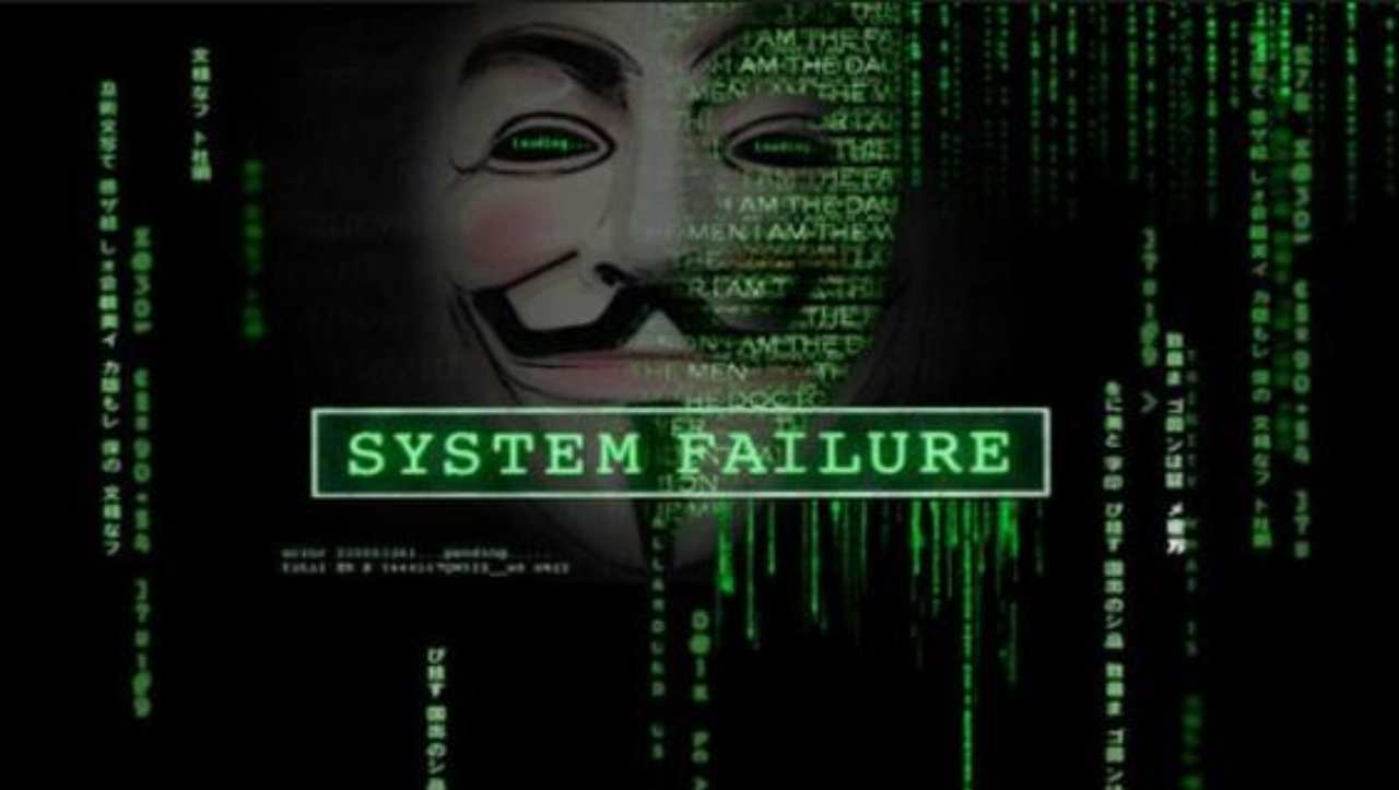 Azienda Pro Trump nel mirino di Anonymous: ecco cosa sta succedendo