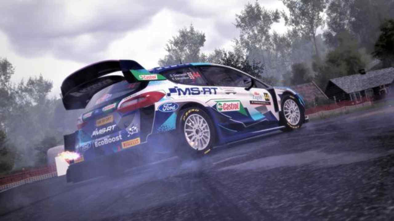 Finalmente arriva il mitico WRC 10: ecco il trailer di gioco che lascia senza fiato