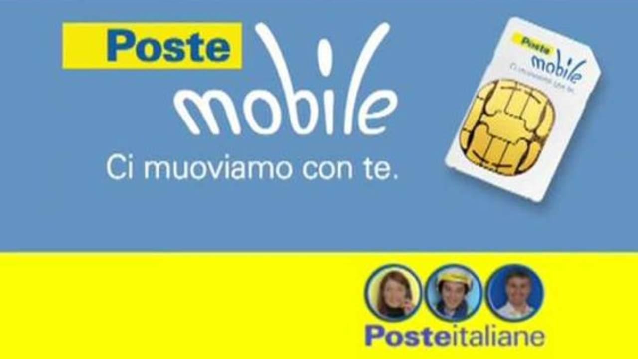 Nuova tariffa per PosteMobile: 30GB a soli 4,99€ al mese