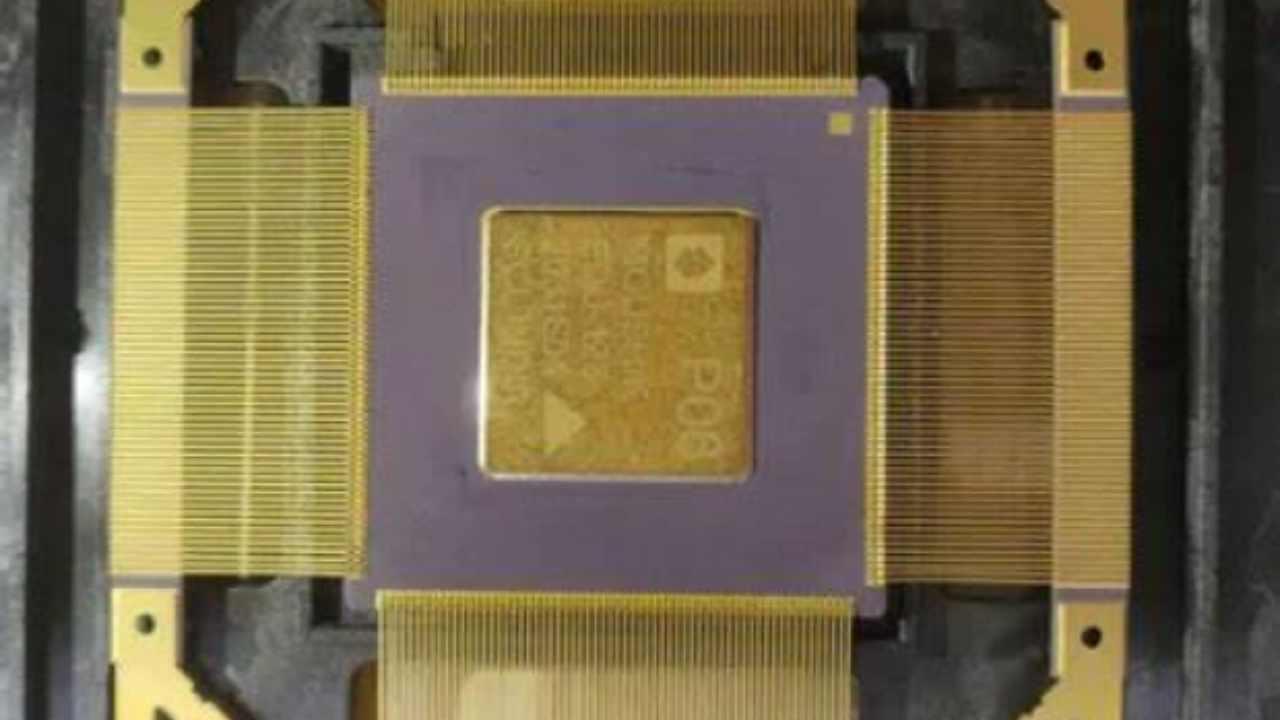 Arrivano i primi esempi per testare i chip indipendenti creati per sovrastare la mancanza di materie prime