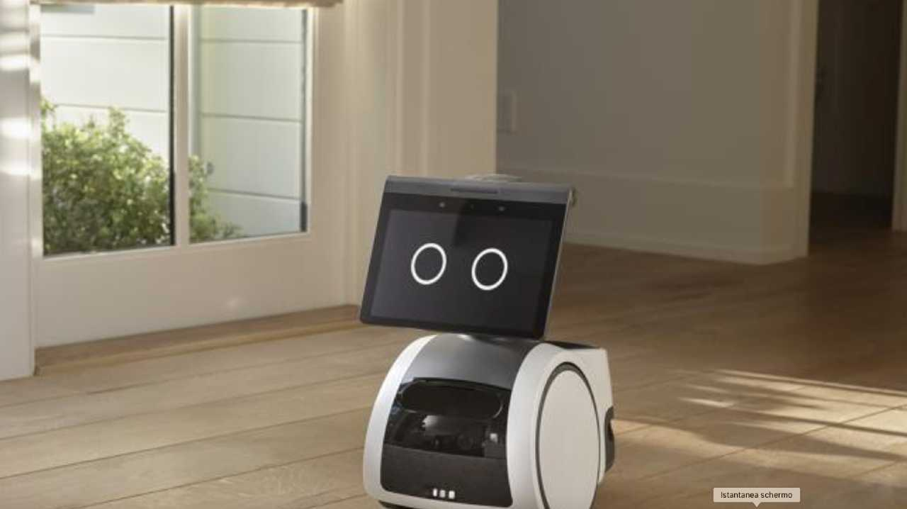 Astro, il nuovo robottino di Amazon - MeteoWeek.com