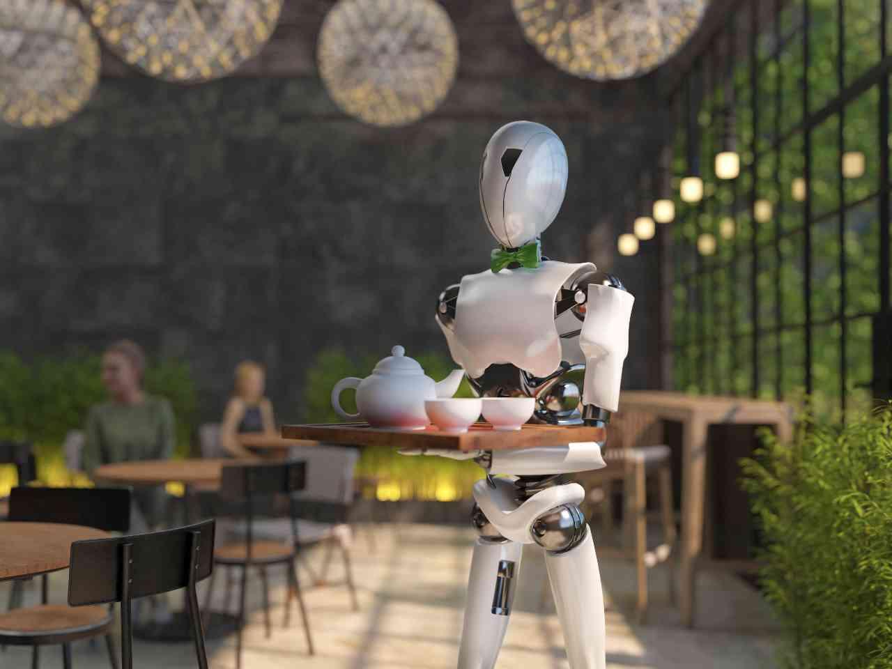 Cameriere robot - MeteoWeek.com