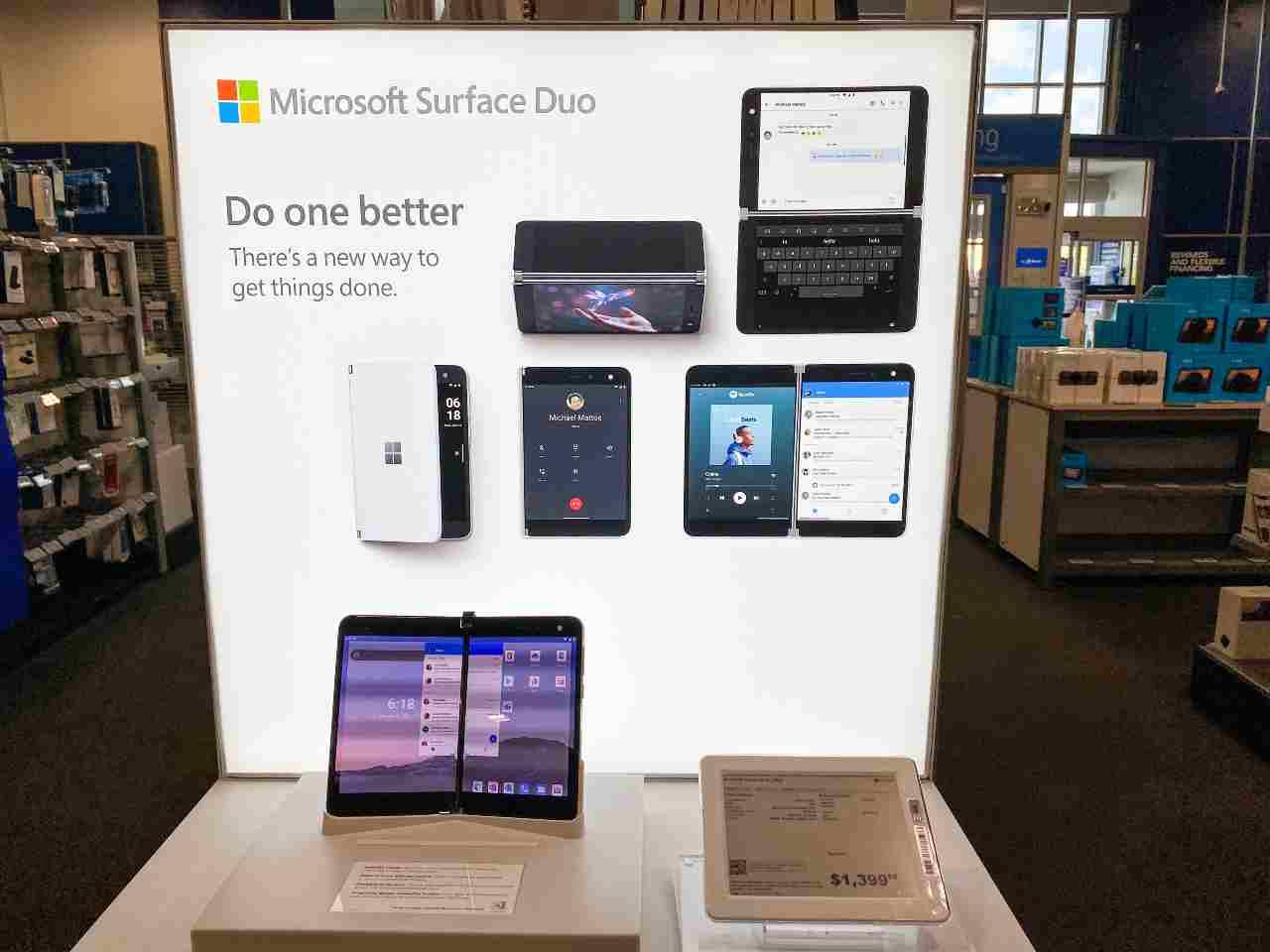 La gamma di device Microsoft Surface Duo - MeteoWeek.com