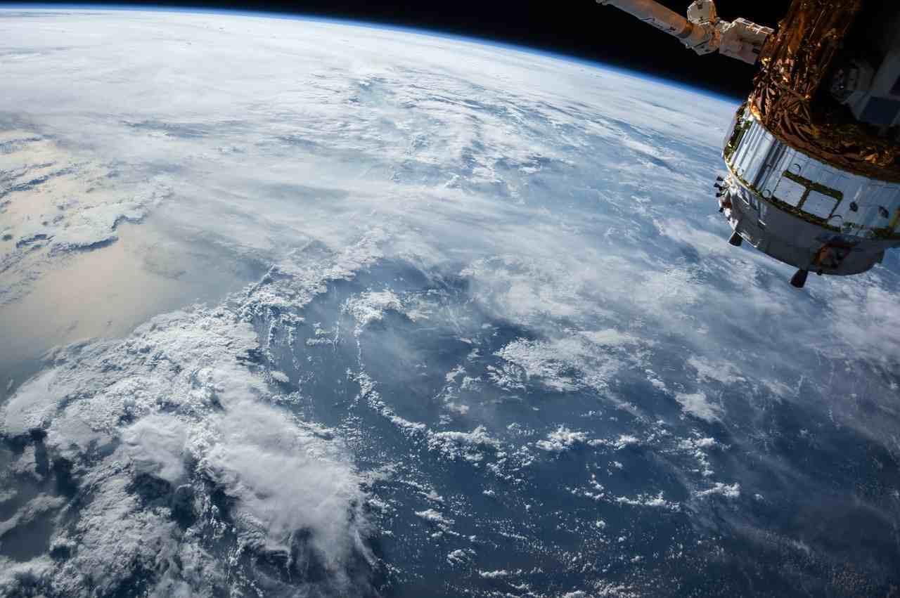 Satellite Starlink in orbita - MeteoWeek.com