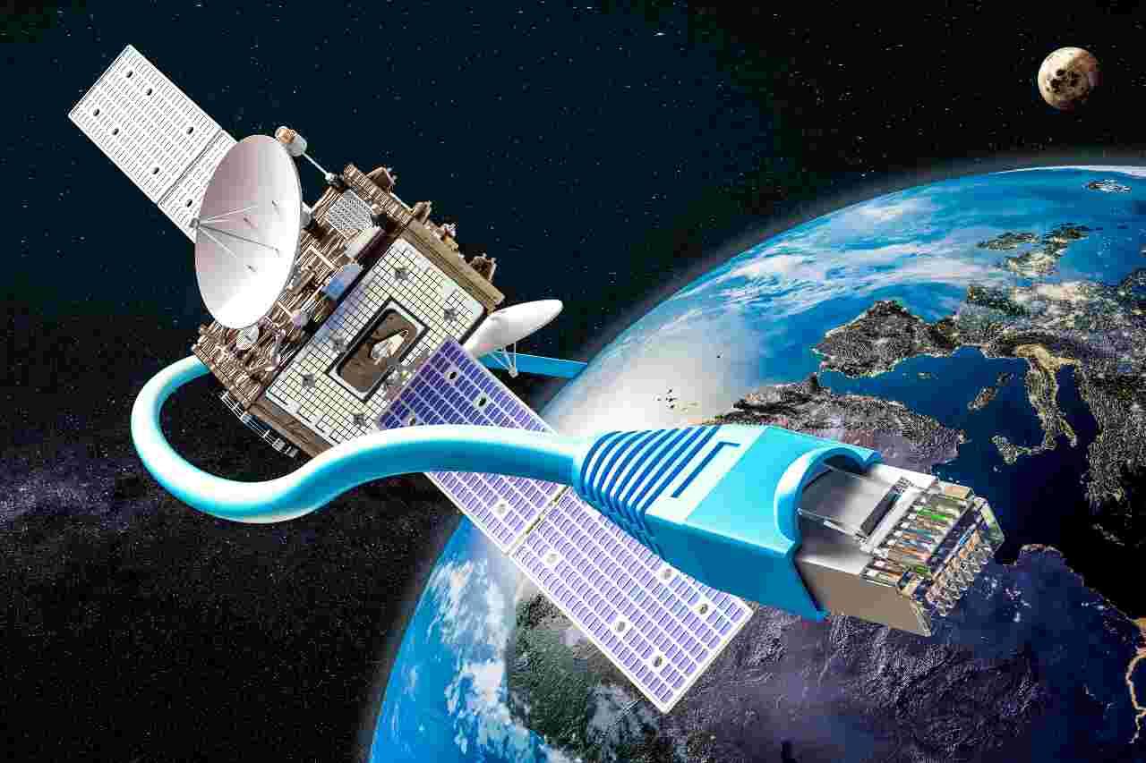 Starlink, la connessione internet satellitare di SpaceX - MeteoWeek.com