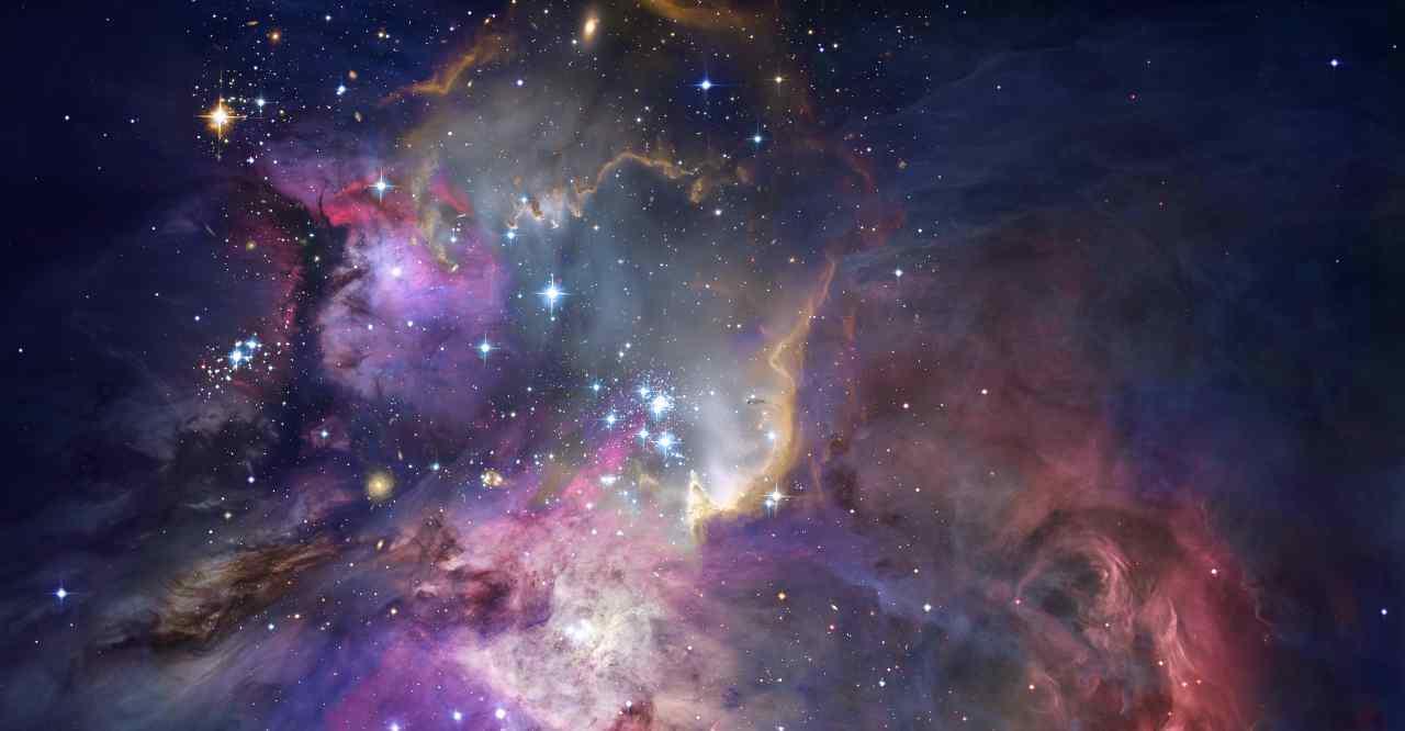 Una galassia nello spazio profondo - MeteoWeek.com