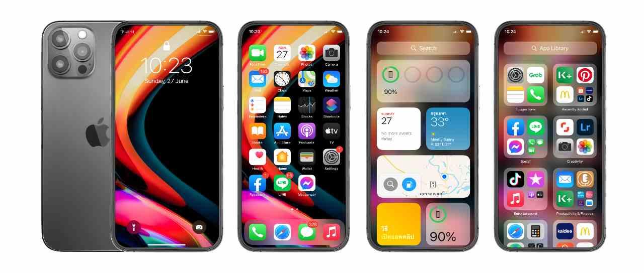 Apple e i fantastici 4... iPhone 13 in uscita - MeteoWeek.com