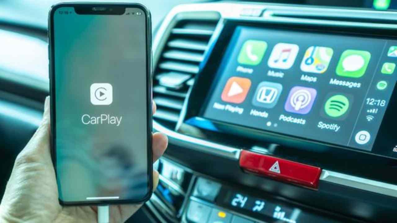 Car Play e Iron Heart: il progetto di Apple